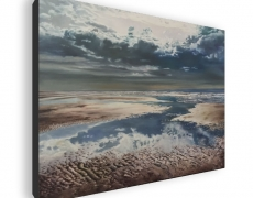 """Infinity Pool"" Gallery Wrapped Print"