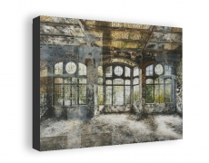 """Windows of Time"" Gallery Wrapped Print"