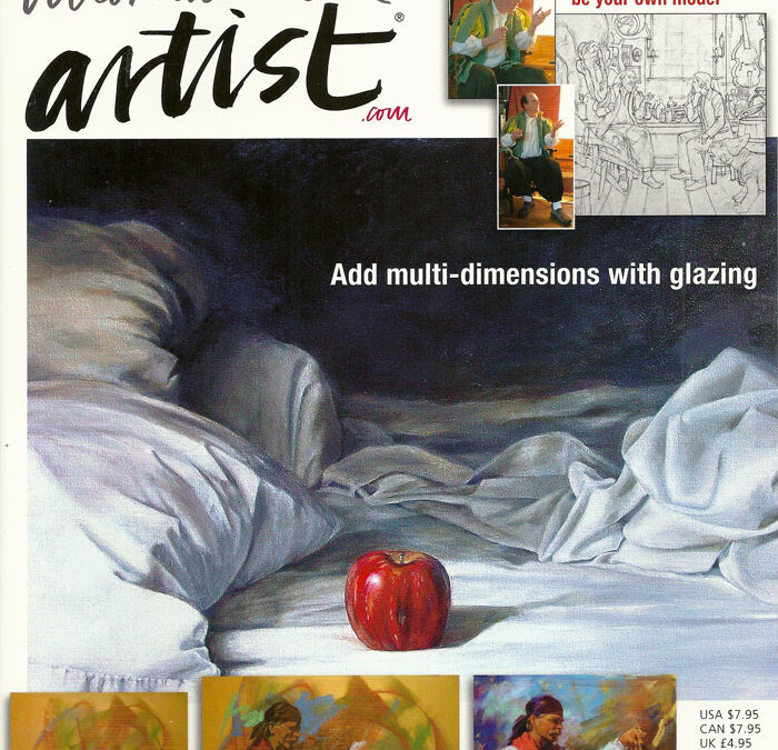 International Artist Magazine Feature